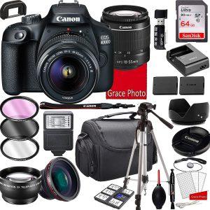 Canon EOS Camera Kit | She Loves Blogging